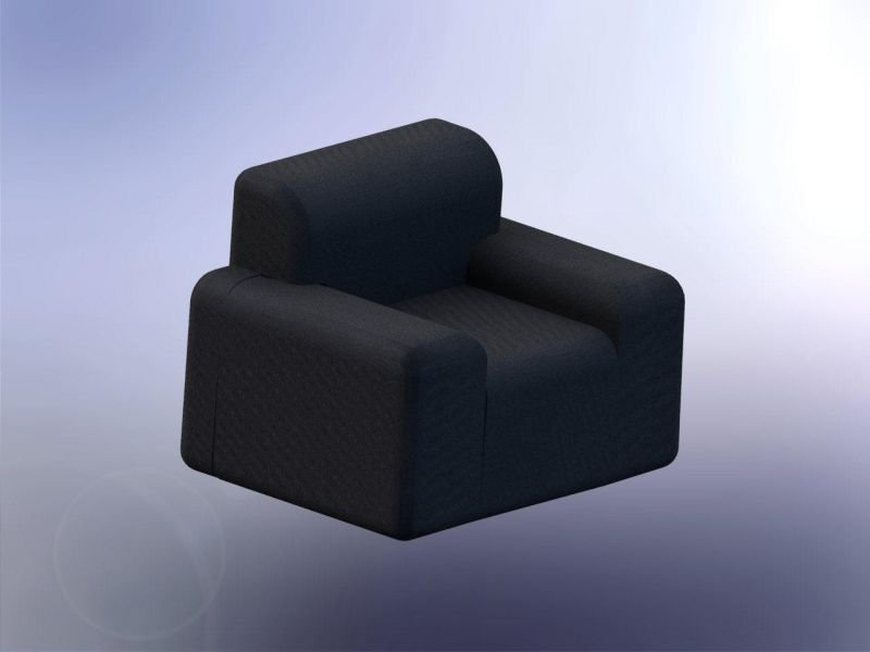 fauteuil transformable en lit 2 places. Black Bedroom Furniture Sets. Home Design Ideas